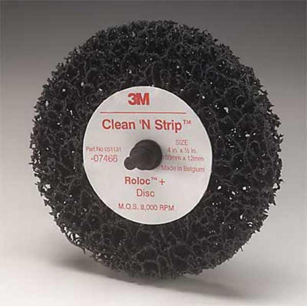 3M Scotch-Brite Clean and Strip Disc | Zoro.com