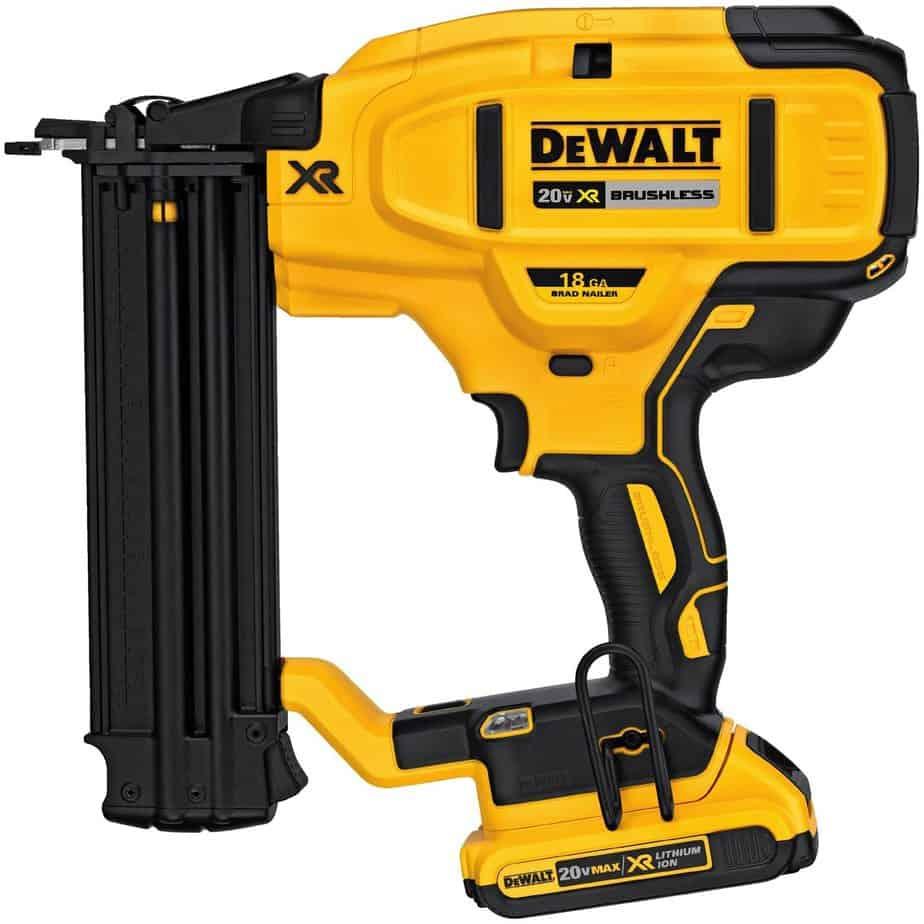 Dewalt DCN680D1 Nailer Kit   Zoro.com
