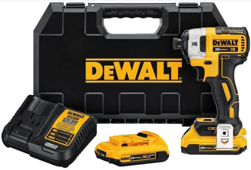 DEWALT DCF887 Review