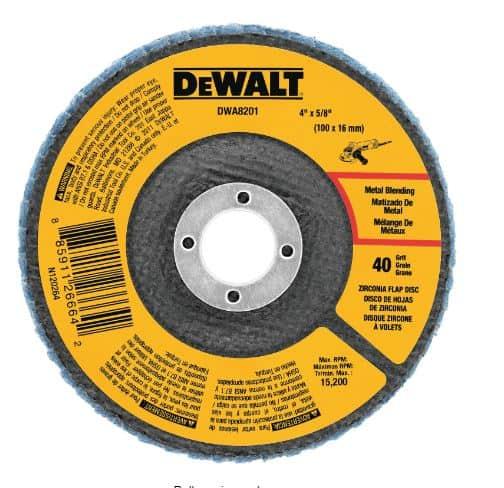DEWALT Flap Grinder Disc | HardwareWorld