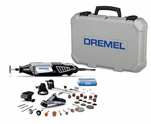 Dremel 4000 Rotary Tool Kit | HardwareWorld