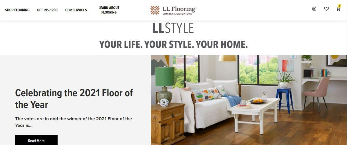 Why Go with LL Flooring?