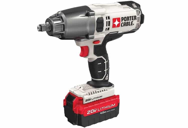 Porter Cable PCC740LA cordless impact wrench
