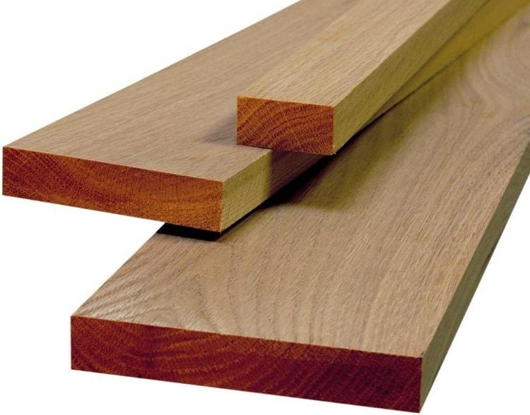 Red Oak Lumber