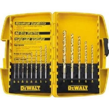 DeWALT Titanium Drill Bit Set | HardwareWorld