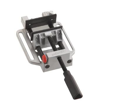 Wolfcraft 3410405 Heavy-Duty Drill Press and Workbench Vise | Zoro.com