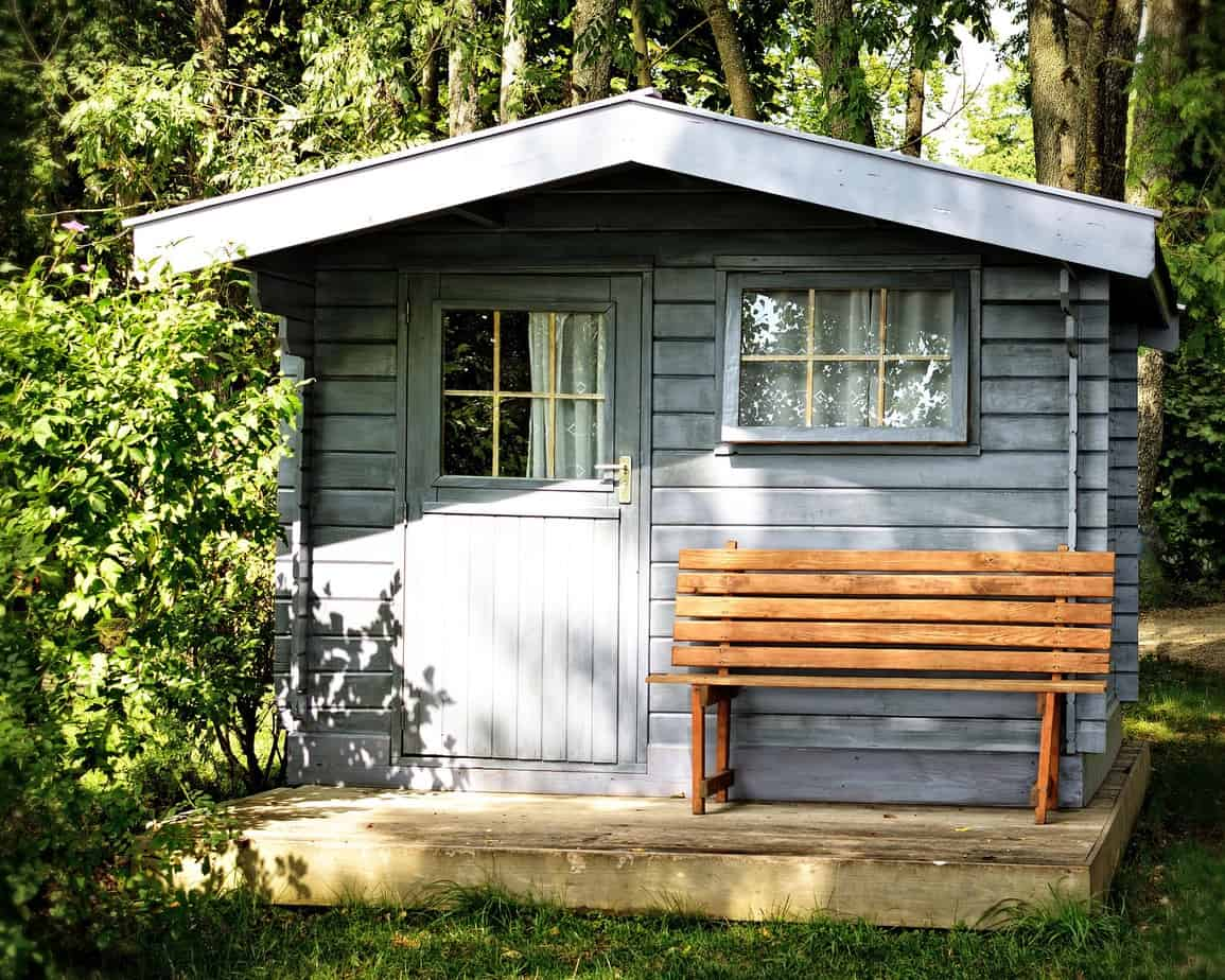 shed style and design