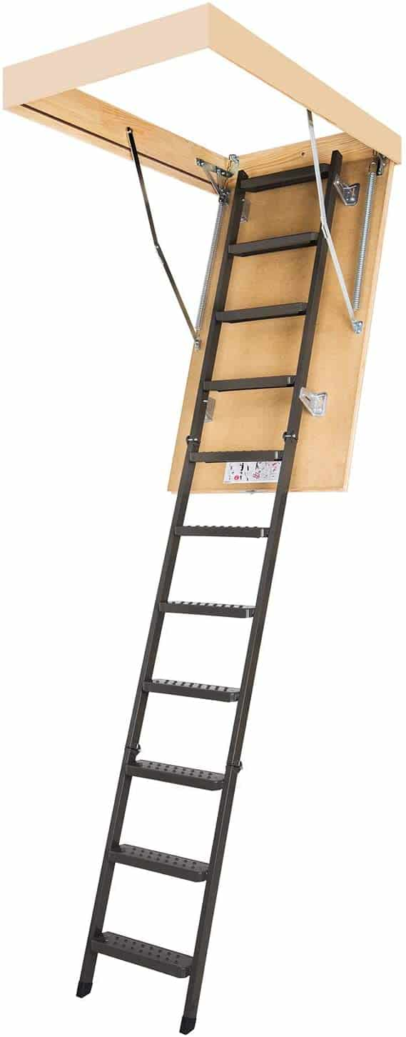 Fakro LMS Type 1A Insulated Attic Ladder