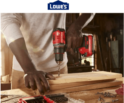 Power Tools for Every Project | Lowes