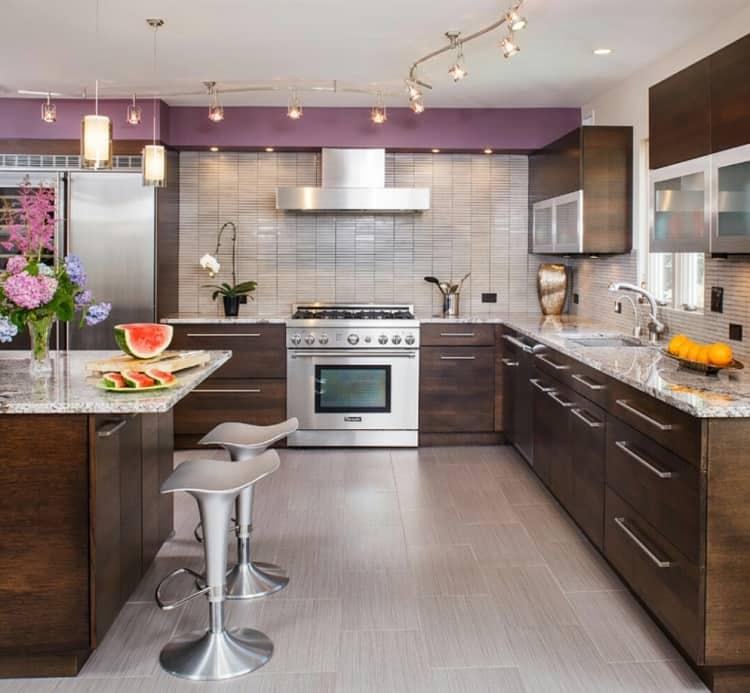Basement Kitchen Concepts