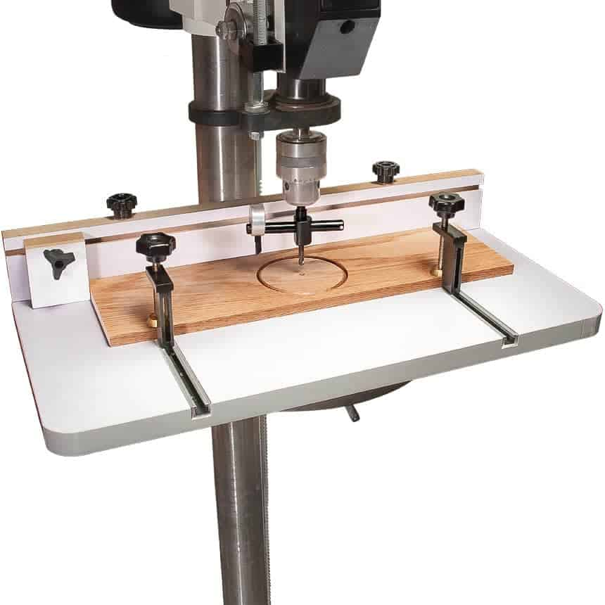 Drill Press Hold Down Clamps