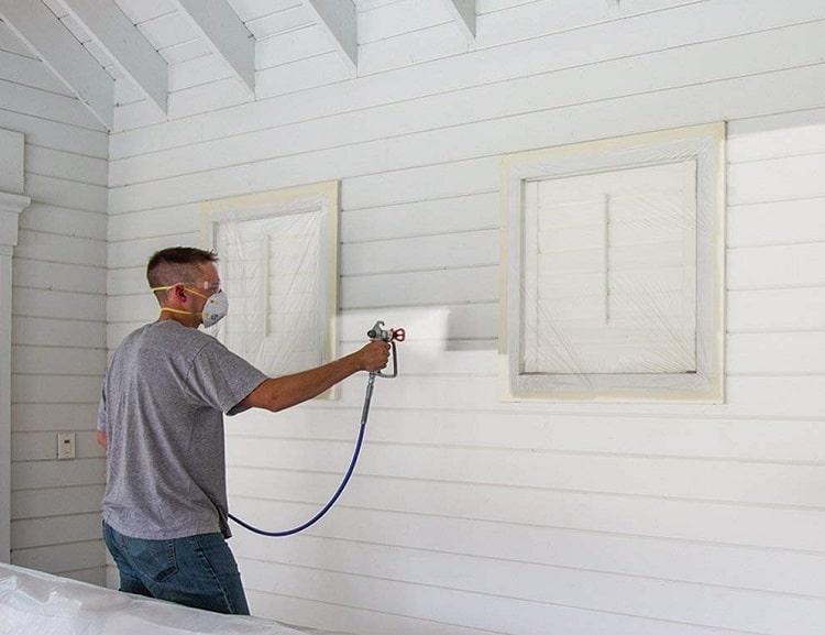 Graco Paint Sprayer Features