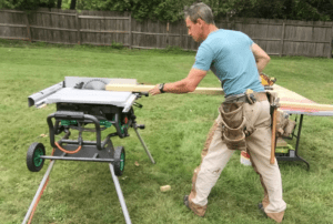 Read more about the article Hitachi C10RJ Table Saw Review – Features, Pros and Cons