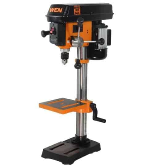 WEN 4212 Variable Speed Drill Press | Home Depot