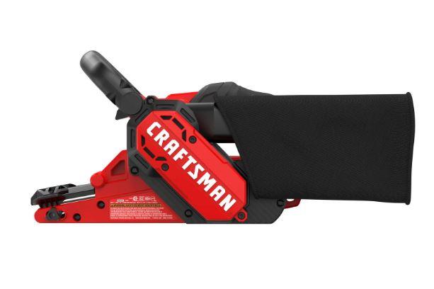 Craftsman 21 in. L X 3 in. W Corded Belt Sander   Acehardware