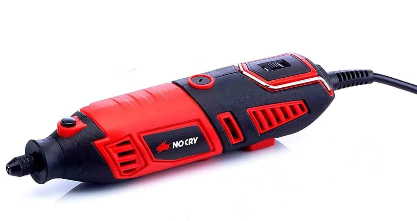 NoCry 10 - 125 Rotary Tool Kit