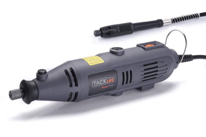Tacklife Rotary Tool Kit RTD34AC