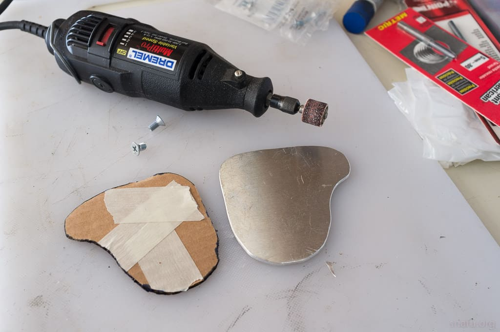 rotary tool before after